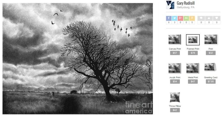 Gary Rudisill Fine Art America