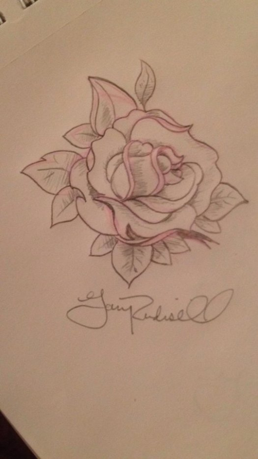 rose 2 by Gary Rudisill